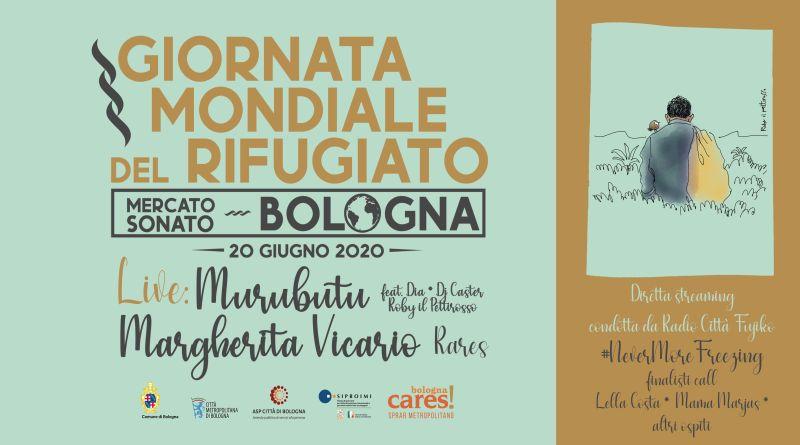 giornata mondiale del rifugiato bologna murubutu