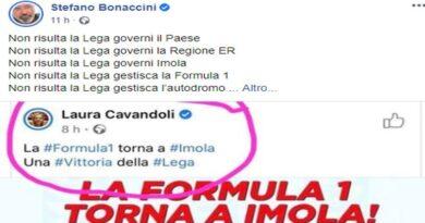 imola formula uno bologna bonaccini lega pd