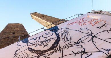 patrick zaky bologna torri piazza maggiore