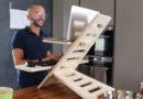 Dalla Silicon Valley a Crevalcore arriva l'idea della scrivania in piedi