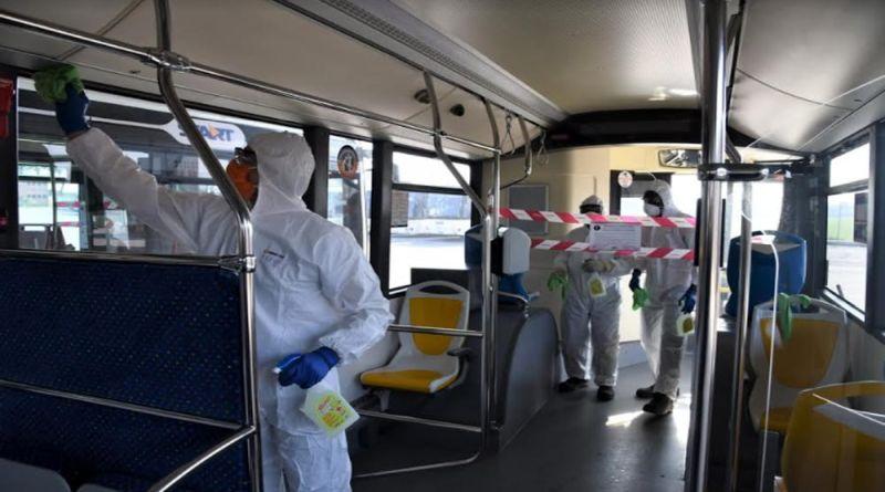 trasporto pubblico distanziamento sociale bologna emilia romagna treni regionali mascherina