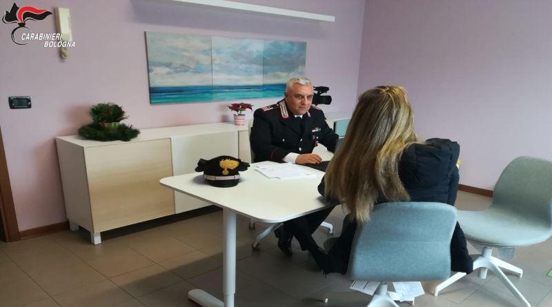 violenza sulle donne bologna san giovanni in persiceto
