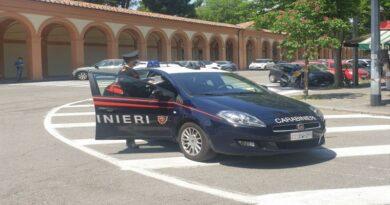 carabinieri bologna rapina supermercato via Marconi
