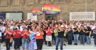 Rinviato al 2023 il festival europeo dei cori LGBTQ+