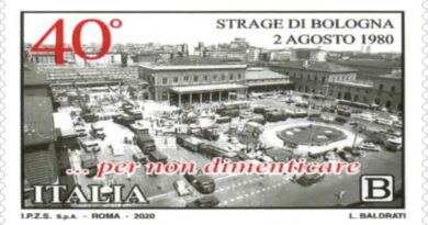 francobollo bologna strage del 2 agosto