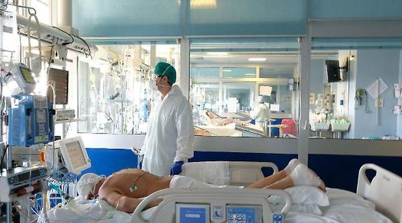 terapia intensiva bologna ospedale s. orsola studio coronavirus covid