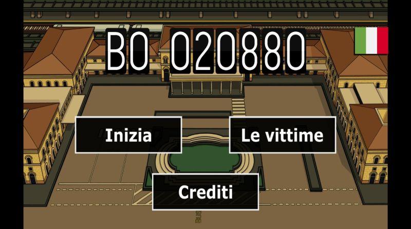 visual novel 2 agosto stazione di bologna