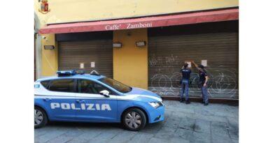 Alcol a minorenni, chiuso il Caffè Zamboni per 7 giorni