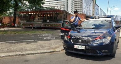 carabinieri parcheggio bologna