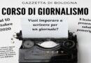corso di giornalismo bologna gazzetta di bologna ottobre
