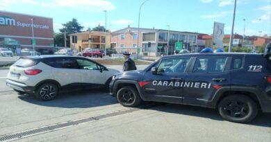bar aperto dopo le 18 multa carabinieri offende in un video castel san pietro bologna