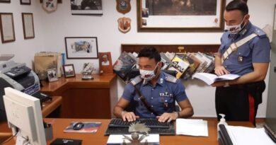 carabinieri rapina anziana bologna