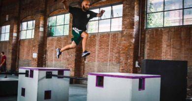 eden park bologna parkour sport urbani skate spazio dumbo