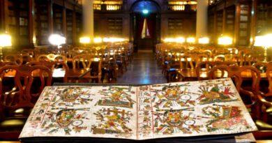 manoscritto bologna università azteco precolombiano
