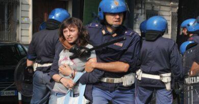 """""""Basta aggressioni agli uomini di divisa"""", le forze dell'ordine si sentono vittime di violenza"""