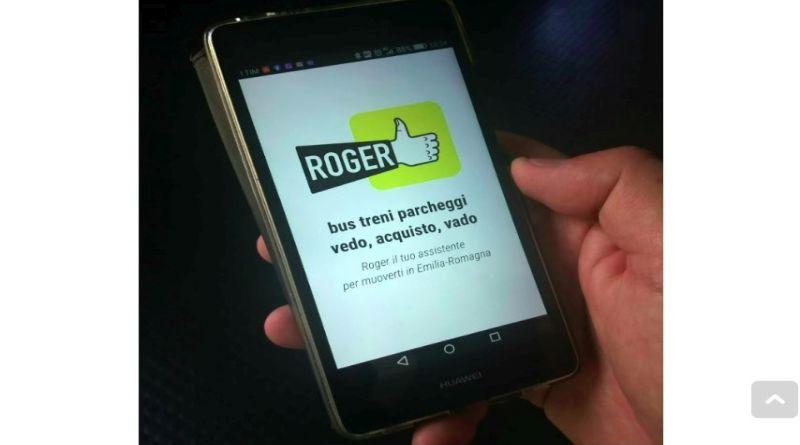 roger app autobus bologna pieni