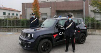 carabinieri sala bolognese seminati fuga ladri bologna