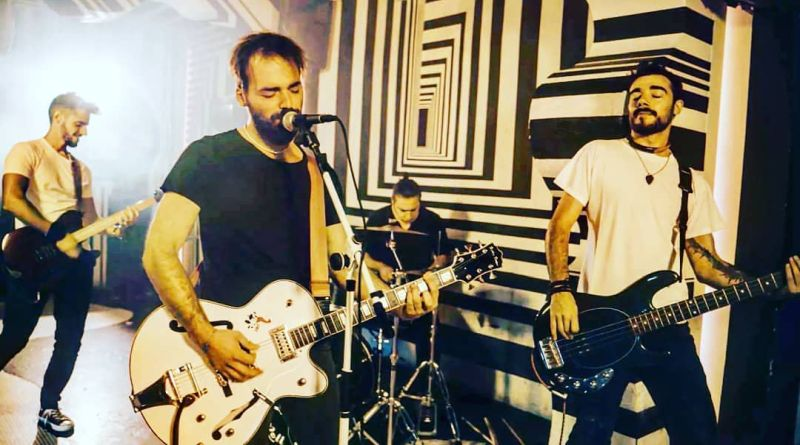 red roll rock band bolognese primo album in uscita bologna