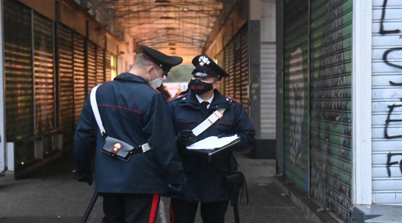 carabinieri bologna positivi al covid se ne va a denunciato emilia romagn