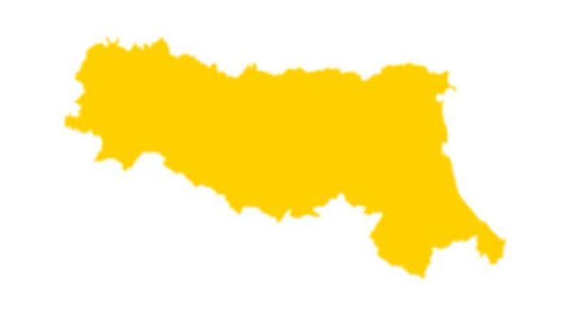emilia romagna gialla coronavirus