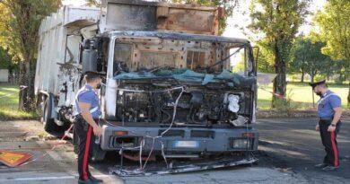 incendio autocarri castenaso bologna cooperativa