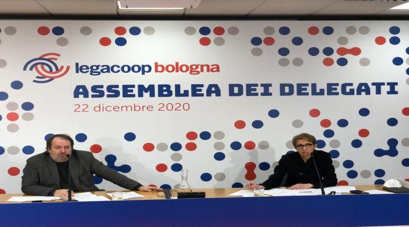 legacoop bologna ghedini covid imprese cooperative