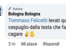 BolognaBologna, la pagina Facebook che fa propaganda di destra e offende chi non lo è