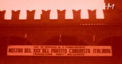 """""""La città rossa"""", immagini di Bologna a 100 anni dalla nascita del Partito comunista"""
