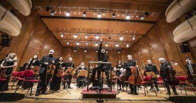 Su Rai5 il concerto diretto da Ezio Bosso in omaggio a Claudio Abbado dal Manzoni di Bologna