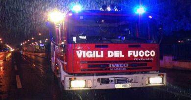 Maltempo nel Bolognese, allagamenti e smottamenti sulle strade