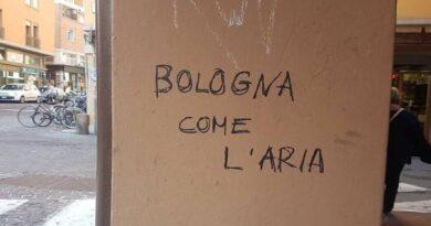 scritte sui muri bologna