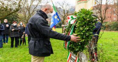 Bologna commemora le vittime delle foibe e dell'esodo degli Istriani, Fiumani e Dalmati