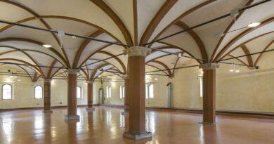 palazzo re enzo sala studio salaborsa popup bologna