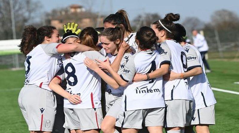 calcio femminile bologna donne donna 8 marzo emilia romagna
