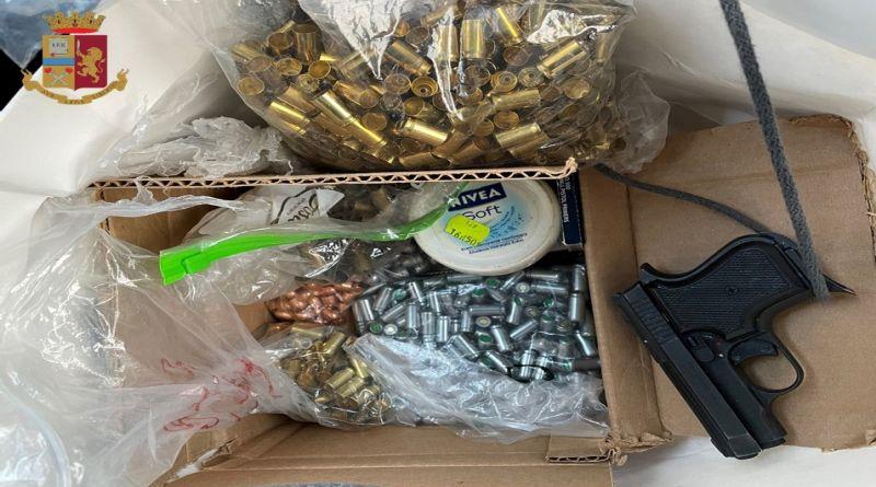 pistola e munizioni bologna zona barca