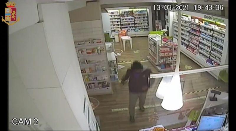 rapine farmacia bologna bolognina