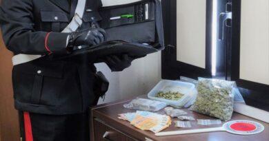 spaccio marijuana bologna san donato montagnola