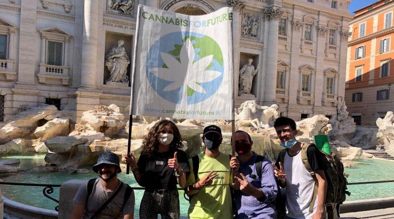 Cannabis For Future bologna 4.20 legalizzazione marijuana