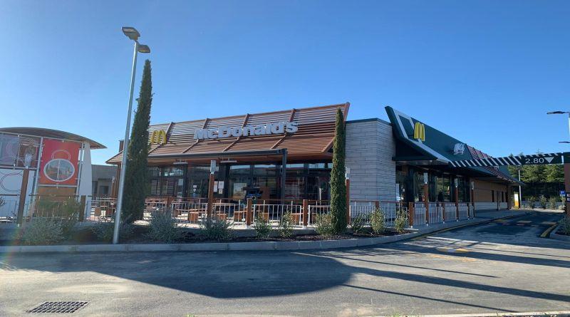 McDonald casalecchio di Reno