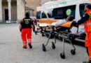 ambulanza a casa vaccino covid anti-covid personel malate allettate