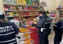 Alimenti in cattivo stato di conservazione e senza etichette, denunciato la titolare di un negozio alimentare