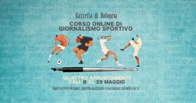 corso di giornalismo sportivo bologna notizie sportive calcio basket