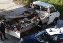 Trasportavano e bruciavano rifiuti senza autorizzazione, 7 denunce a Monterenzio