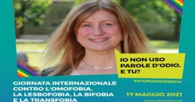 Oggi Giornata internazionale contro l'omo-lesbo-bi-trans-fobia, Bologna e Castel Maggiore aderiscono alla campagna