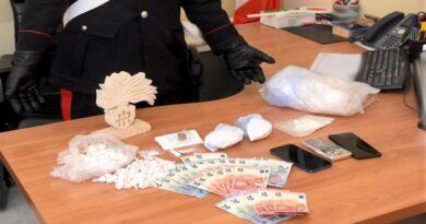 Spacciava cocaina in sella alla sua bicicletta nel parco Lunetta Gamberini, arrestato a Bologna 34enne