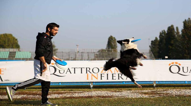 """Sbarca a Bologna """"Quattrozampeinfiera"""", una 2 giorni per cani e i loro padroni"""