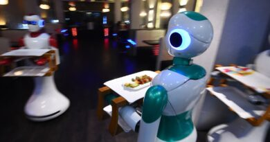 Dai robot camerieri ai robot infermieri, a Bologna una gara internazionale di robotica