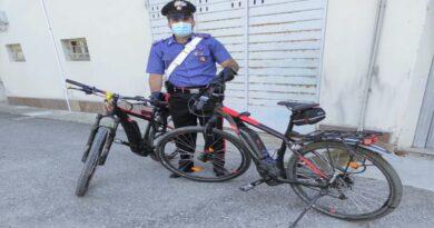 biciclette bologna rubate spaccio