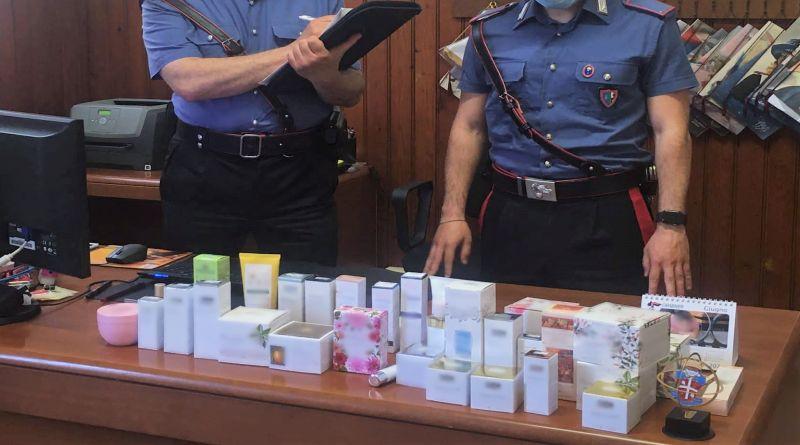 bologna pieve di cento Ha rubato 2000 euro di prodotti cosmetici da una parafarmacia, denunciata