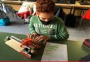 vergato bologna Imparano la scrittura Braille per essere vicini a una loro compagna di classe ipovedente